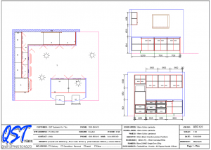 CabMaster Plan & Elevation