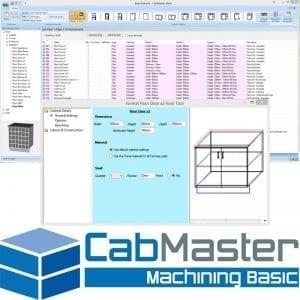 CabMaster Machining Basic